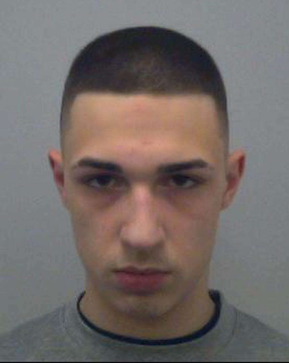 Ben Potter was jailed for life on Wednesday. (PA/Thames Valley Police)