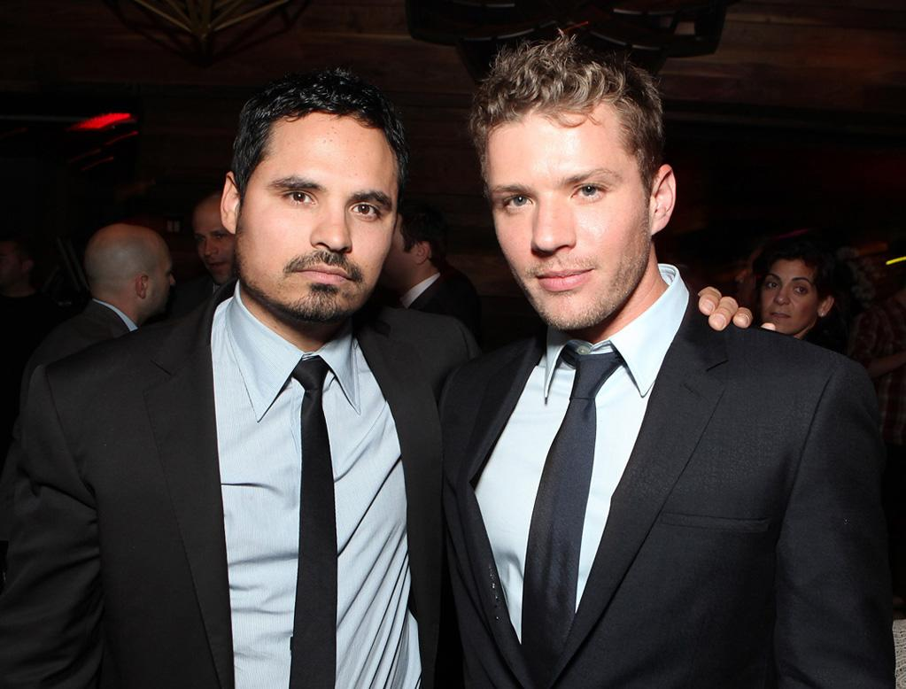 "<a href=""http://movies.yahoo.com/movie/contributor/1800213841"">Michael Pena</a> and <a href=""http://movies.yahoo.com/movie/contributor/1800018813"">Ryan Phillippe</a> at the Los Angeles premiere of <a href=""http://movies.yahoo.com/movie/1810088161/info"">The Lincoln Lawyer</a> on March 10, 2011."