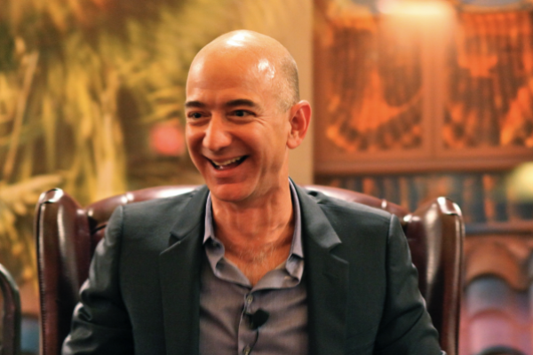 Thanks to coronavirus, Jeff Bezos is richer than before his divorce