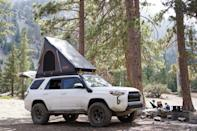 "<p>Sure, you can buy a purpose-built off-road beast like the <a href=""https://www.caranddriver.com/jeep/gladiator"" rel=""nofollow noopener"" target=""_blank"" data-ylk=""slk:Jeep Gladiator"" class=""link rapid-noclick-resp"">Jeep Gladiator</a> or the <a href=""https://www.caranddriver.com/toyota/4runner"" rel=""nofollow noopener"" target=""_blank"" data-ylk=""slk:Toyota 4Runner"" class=""link rapid-noclick-resp"">Toyota 4Runner</a> to go overlanding, but the vehicle is only the first step toward your dream adventure. If you plan to leave the pavement and the grid behind, you're going to need plenty of gear—whether it's basic camping supplies, an awesome rooftop tent to keep you high and dry, or vital and durable safety equipment. </p><p>Below are 14 essential gear items you need to start your dream overlanding trip.</p>"