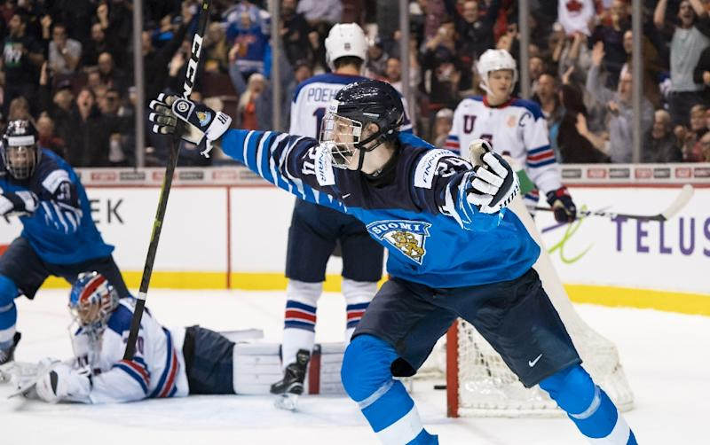 Kakko Buries Us As Finland Claims Ice Hockey Gold At World Juniors