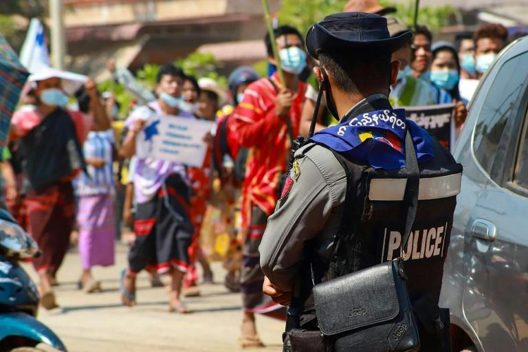 The bloodshed has prompted warnings that Myanmar could slide into a civil war, particularly after 10 ethnic rebel armies came out in support of the protesters