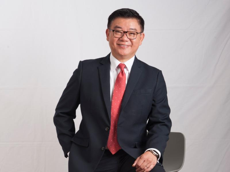 Victor Lee, CEO of CIMB Bank Singapore (PHOTO: CIMB SIngapore)