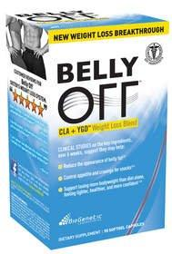 iSatori's New Proprietary Weight-Loss Supplement Belly Off(TM) Now Available Nationwide Through GNC and Europa Sports
