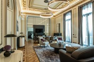 Radisson Collection Hotel, Palazzo Touring Club Milan suite