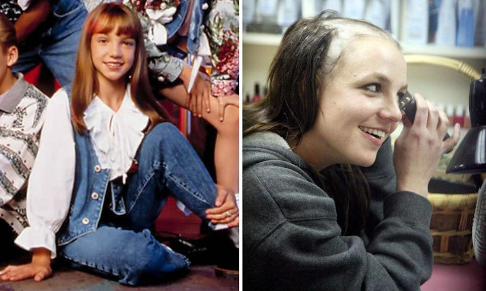 <p>Britney Spears started off her career on<em> The Mickey Mouse Club</em> before becoming one of the world's successful international pop stars. However, from 2006 she was being checked into several drug rehabilitation facilities, shaved off her hair and lost custody of her children to ex-husband Kevin Federline. At one point, her father was in charge of her financial affairs, but nowadays she's in much better shape and is set to return to Vegas with her popular stage show. </p>