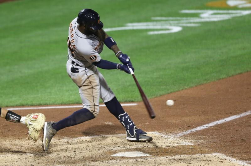MLB roundup: Tigers beat Pirates in 30-run affair