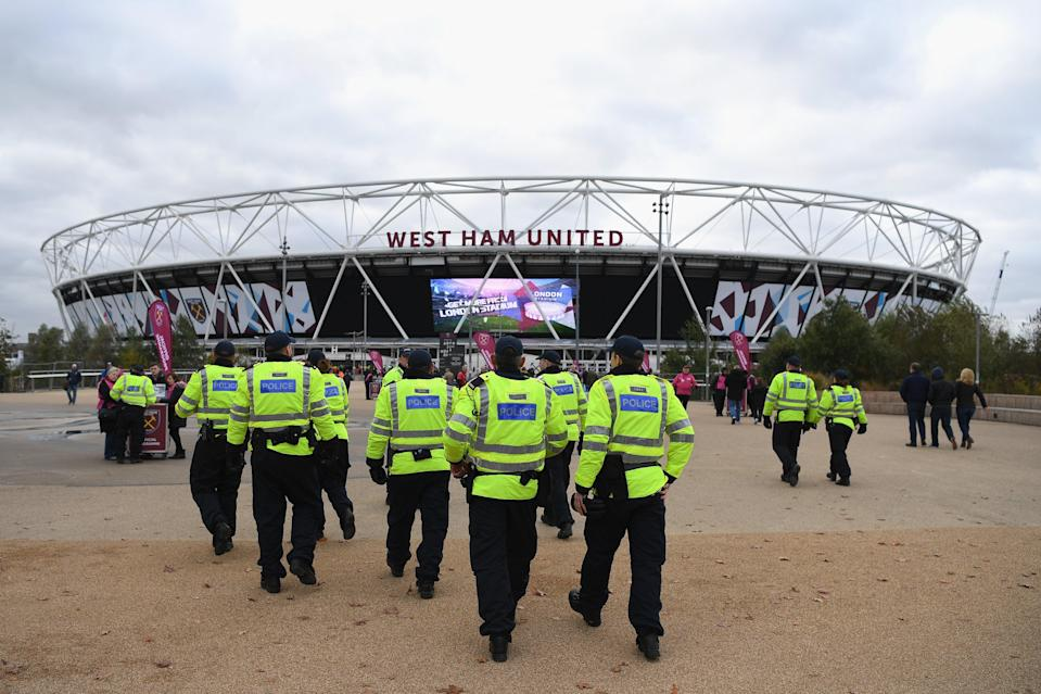 West Ham will host the first Premier League fans this season (Getty Images)