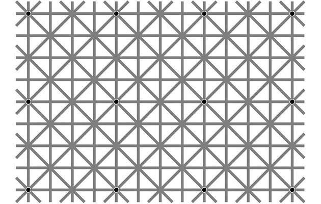 Can you count all the dots? Photo: Twitter/wkerslake