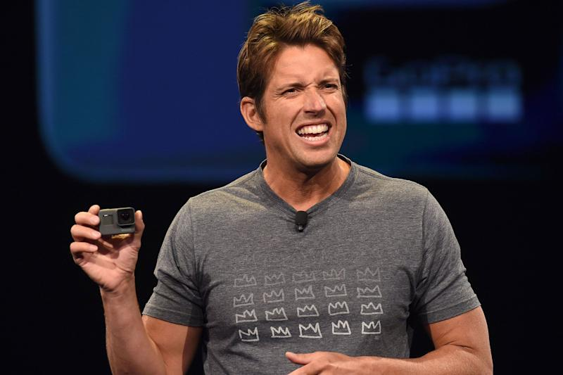 GoPro, Inc. (GPRO) Position Raised by Creative Planning