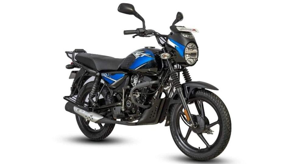 Bajaj CT110X launched in India: Details here