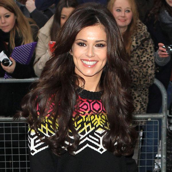 <b>Cheryl Cole</b><br><br>The Girls Aloud singer showed off her glossy brunette locks in style, teaming them with peach coloured lipgloss and lashings of black mascara.<br><br>© Rex