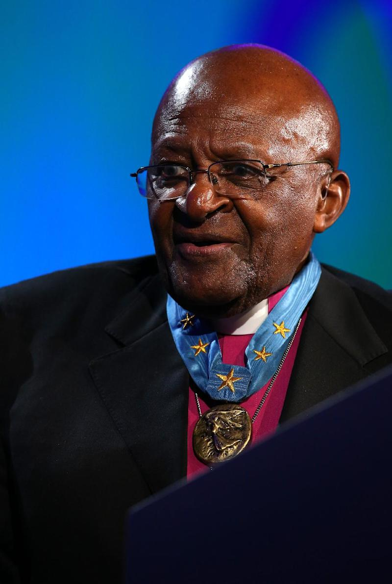 Rugby Union - Springboks need more black players: Tutu