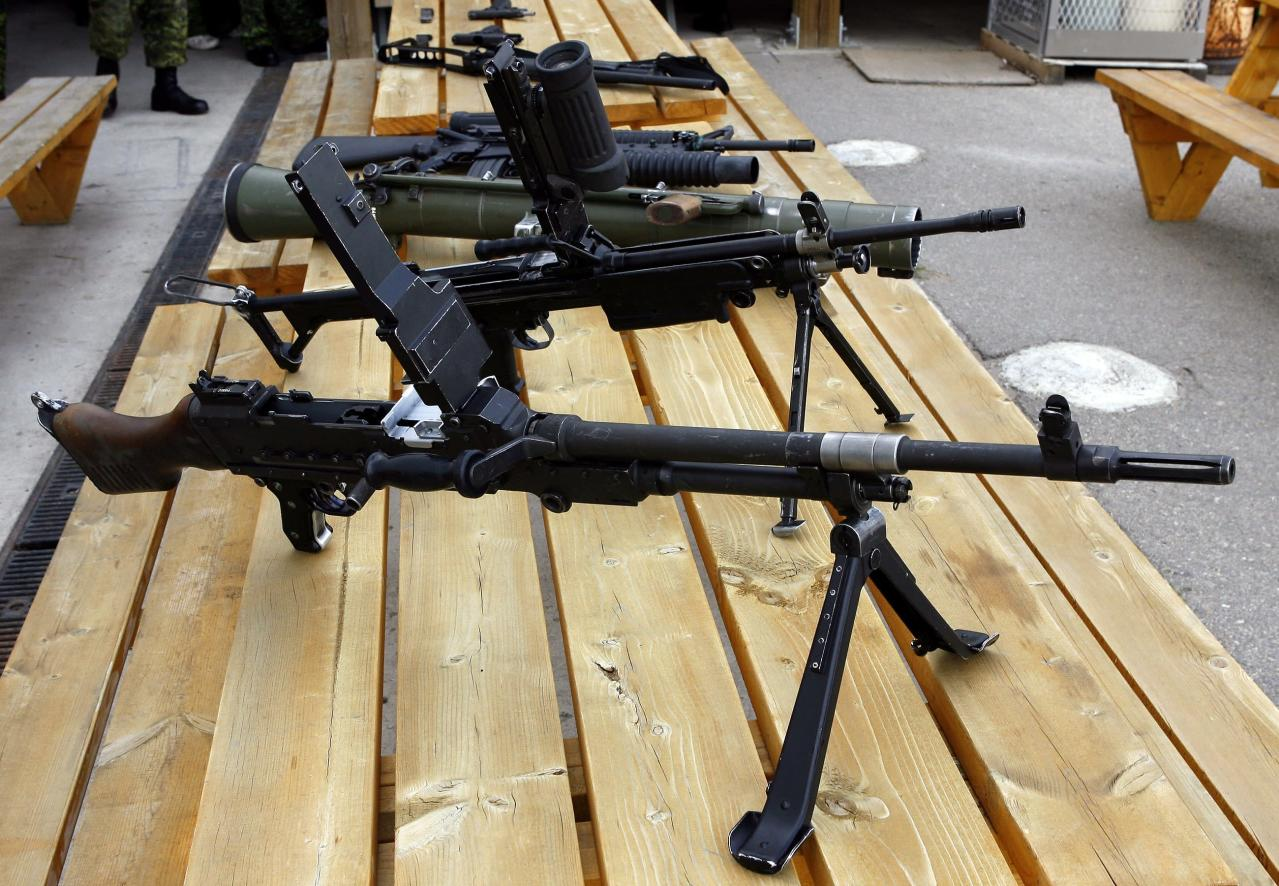 There is no use and no place for such weapons in Canada': Canada ...