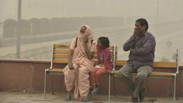 Delhi pollution expected to increase the COVID-19 comorbidity rate