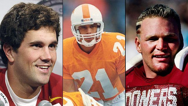 Matt Leinart, Brian Bosworth and Heath Shuler yearn for college years in new commercial