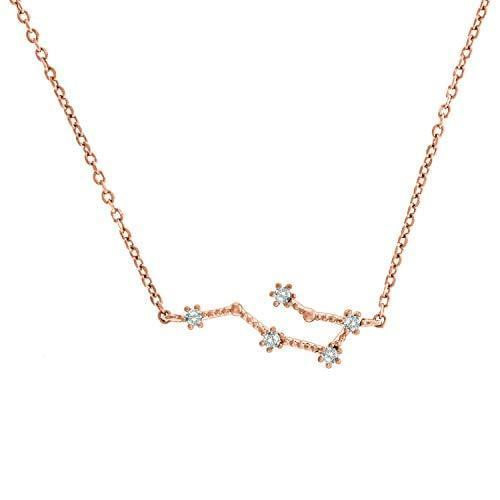 <p>Customers can't say enough good things about this <span>PAVOI 14K Gold Plated Constellation Zodiac Pisces Necklace</span> ($12).</p>