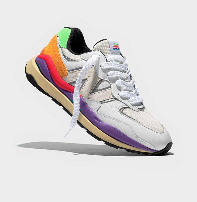 """<p><strong>NEW BALANCE</strong> </p><p>newbalance.com</p><p>$120.00</p><p><a class=""""link rapid-noclick-resp"""" href=""""https://go.redirectingat.com?id=74968X1596630&url=https%3A%2F%2Fwww.newbalance.com%2F&sref=https%3A%2F%2Fwww.esquire.com%2Fstyle%2Fmens-fashion%2Fg35165154%2Fbest-new-menswear-january-9-2021%2F"""" rel=""""nofollow noopener"""" target=""""_blank"""" data-ylk=""""slk:BUY"""">BUY</a></p><p>The latest New Balance silhouette, an '80s-inspired riff on the iconic 574, drops tomorrow. Prepare yourselves accordingly. </p>"""