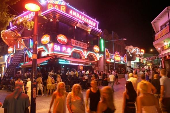 British tourist dies after alcohol binge on holiday in Ayia Napa