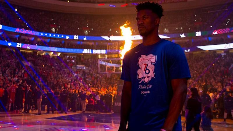 Rumor: Sixers going to max out Jimmy Butler to try to keep him