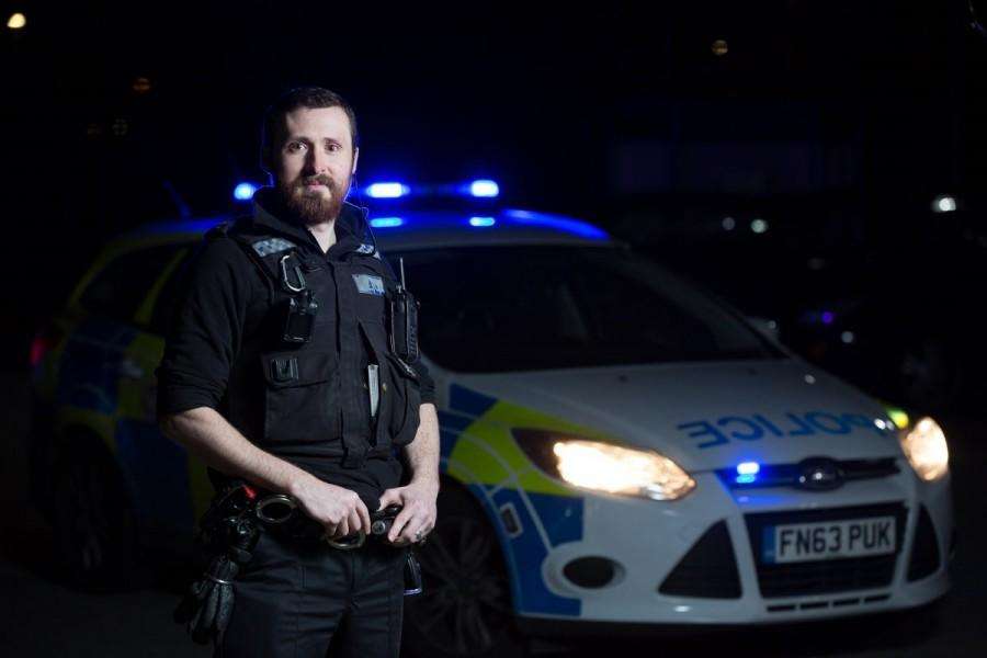 O'Neill was finally arrested and placed in custody on Friday by award-winning TV officer PC James Gill of Nottinghamshire Police.