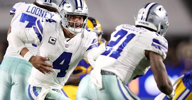 NFC East a two-team race between Cowboys and Eagles?