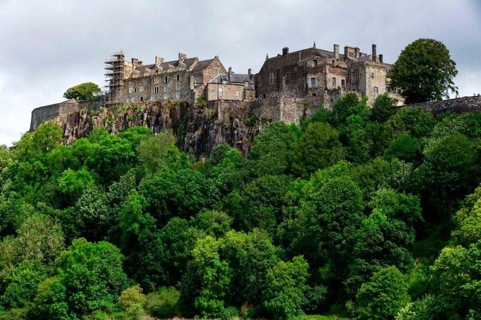 Stirling in Scotland is one of the eight longlisted locations  (AFP via Getty Images)