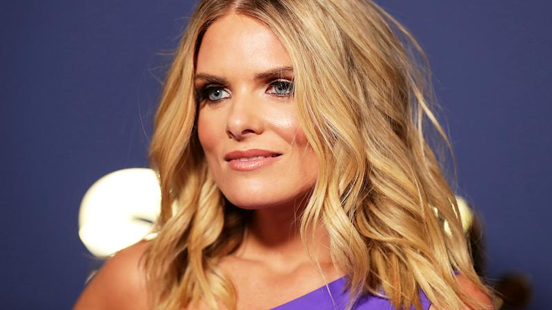 Erin Molan, pictured here at the Stan Originals Showcase in Sydney in 2019.