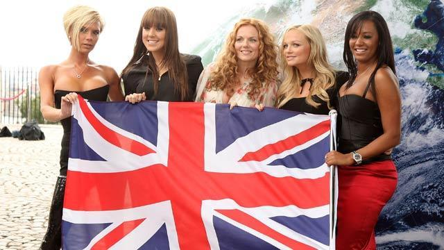 The Spice Girls and several other singing stars from the 90's will be showcased at the London 2012 closing cermonies