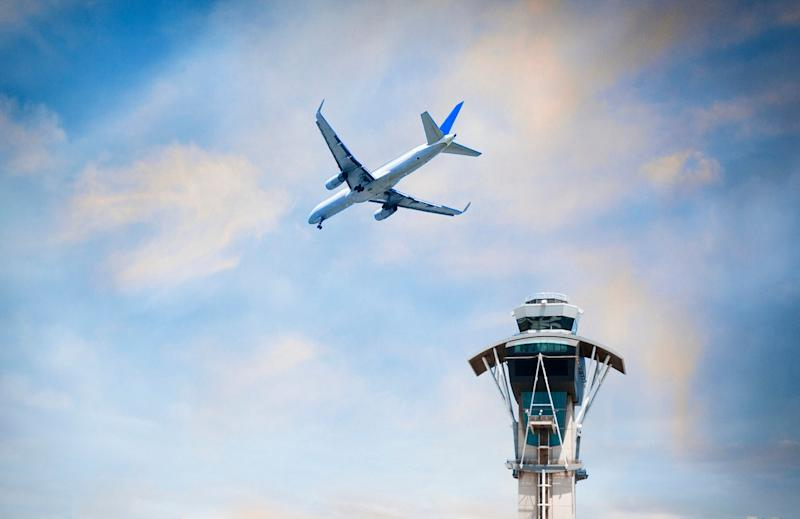 Air traffic control-related delays have increased: Getty Images