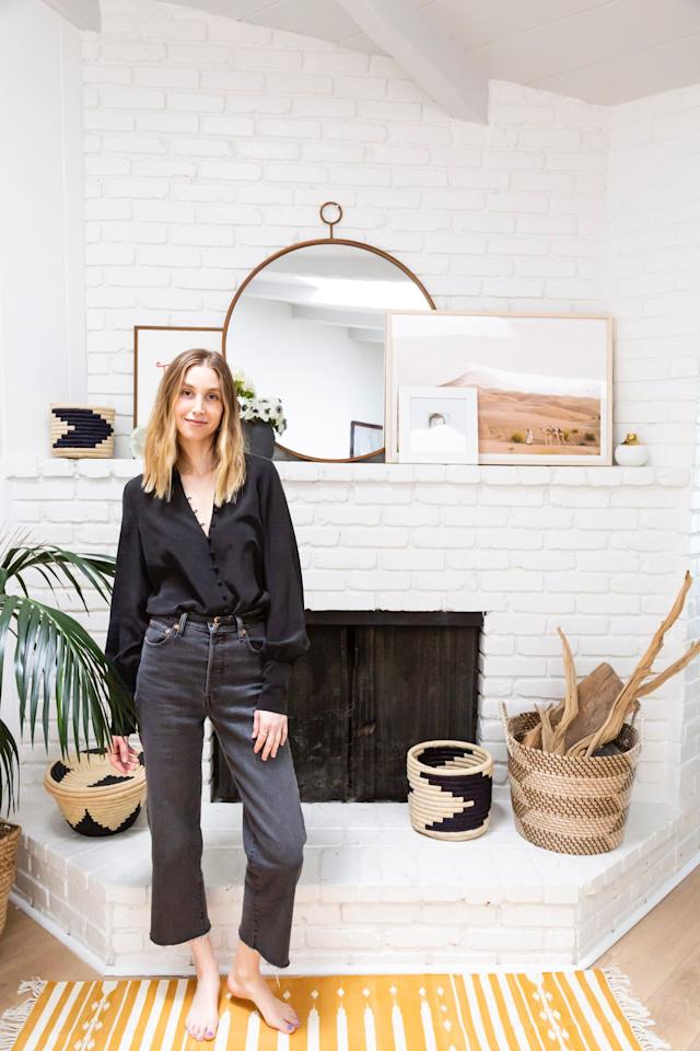 "<p>Take one look at television personality and fashion designer Whitney Port, and you wouldn't believe any space in her Los Angeles home would be in need of a refresh. But Port, who starred in MTV reality shows <em>The Hills </em>and its spin-off <em>The City</em>, begged to differ, acknowledging that both her bedroom and living room lacked the level of charm she desired in a home. <br> <br>With the help of the globally-inspired home decor brand <a href=""https://urldefense.proofpoint.com/v2/url?u=https-3A__www.the-2Dcitizenry.com_&d=DwMFaQ&c=B73tqXN8Ec0ocRmZHMCntw&r=dTOmpsYptZX5wUIMCVtXOrbm-265zdDLZ9xtZIzzxzM&m=UT27qddxJ_uKcHKUAT3z3DODpypu4M1mEm3gj2I8qqA&s=5O3u3RLPfsKZPybpiMINxuBflzZ-3hCfdcSgR8h1XkU&e="">The Citizenry</a>, and interior designer Natalie Myers of <a href=""https://www.veneerdesigns.com/"" target=""_blank"">Veneer Designs</a>, Port set out to craft the dream rooms that she always wanted.</p><p>Scroll down for a look at her revamped bedroom and living room, along with practical decorating tips to steal for your own home. </p>"