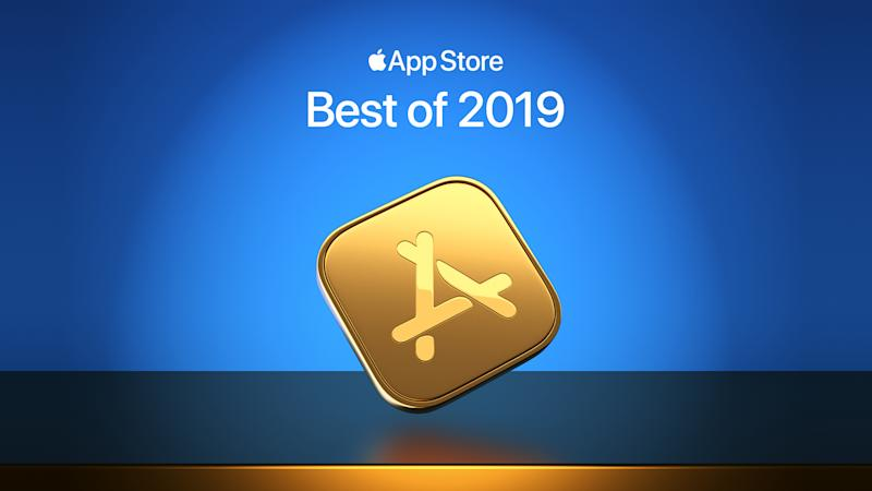 Apple's best apps of 2019. Source: Getty
