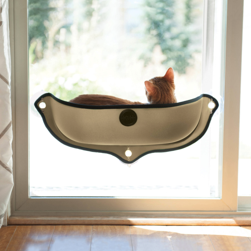 K&H Pet Products EZ Mount Window Cat Bed (Photo Walmart)
