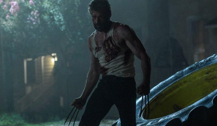 Hugh Jackman in Logan - Credit: 20th Century Fox