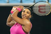 Serena Williams is trying to win her 24th Grand Slam singles title