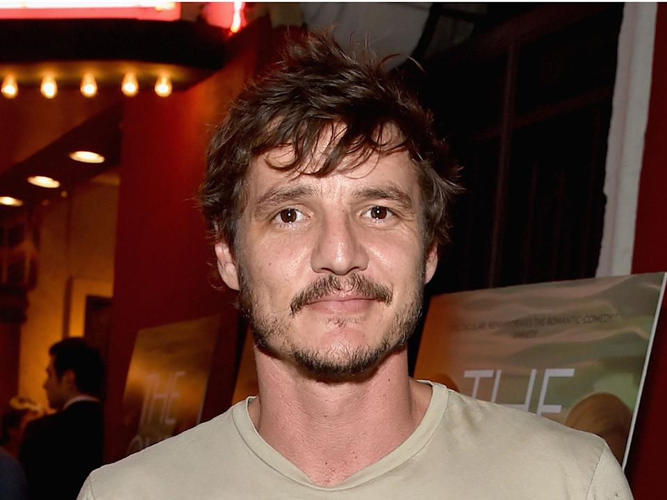 <p>Los 20 Titulares: Pedro Pascal</p>Getty