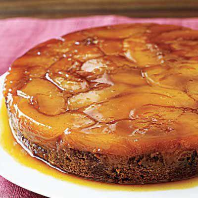 <p>If you thought upside-down cakes were just for summer, think again.</p><p>Get the recipe from <span>Delish</span>.</p>