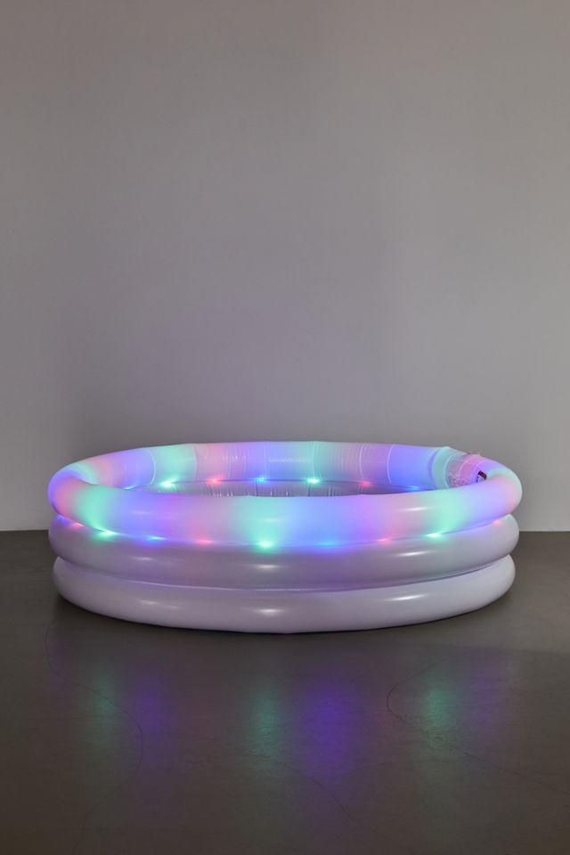 """<br><br><strong>Urban Outfitters</strong> LED Mini Inflatable Pool, $, available at <a href=""""https://go.skimresources.com/?id=30283X879131&url=https%3A%2F%2Fwww.urbanoutfitters.com%2Fshop%2Fled-mini-inflatable-pool"""" rel=""""nofollow noopener"""" target=""""_blank"""" data-ylk=""""slk:Urban Outfitters"""" class=""""link rapid-noclick-resp"""">Urban Outfitters</a>"""