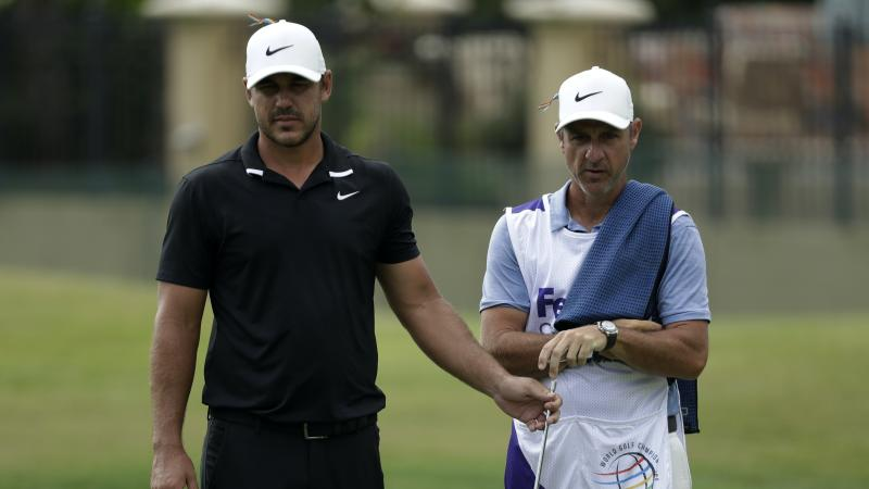 Brooks Koepka loses ground as Brendon Todd takes control in Memphis