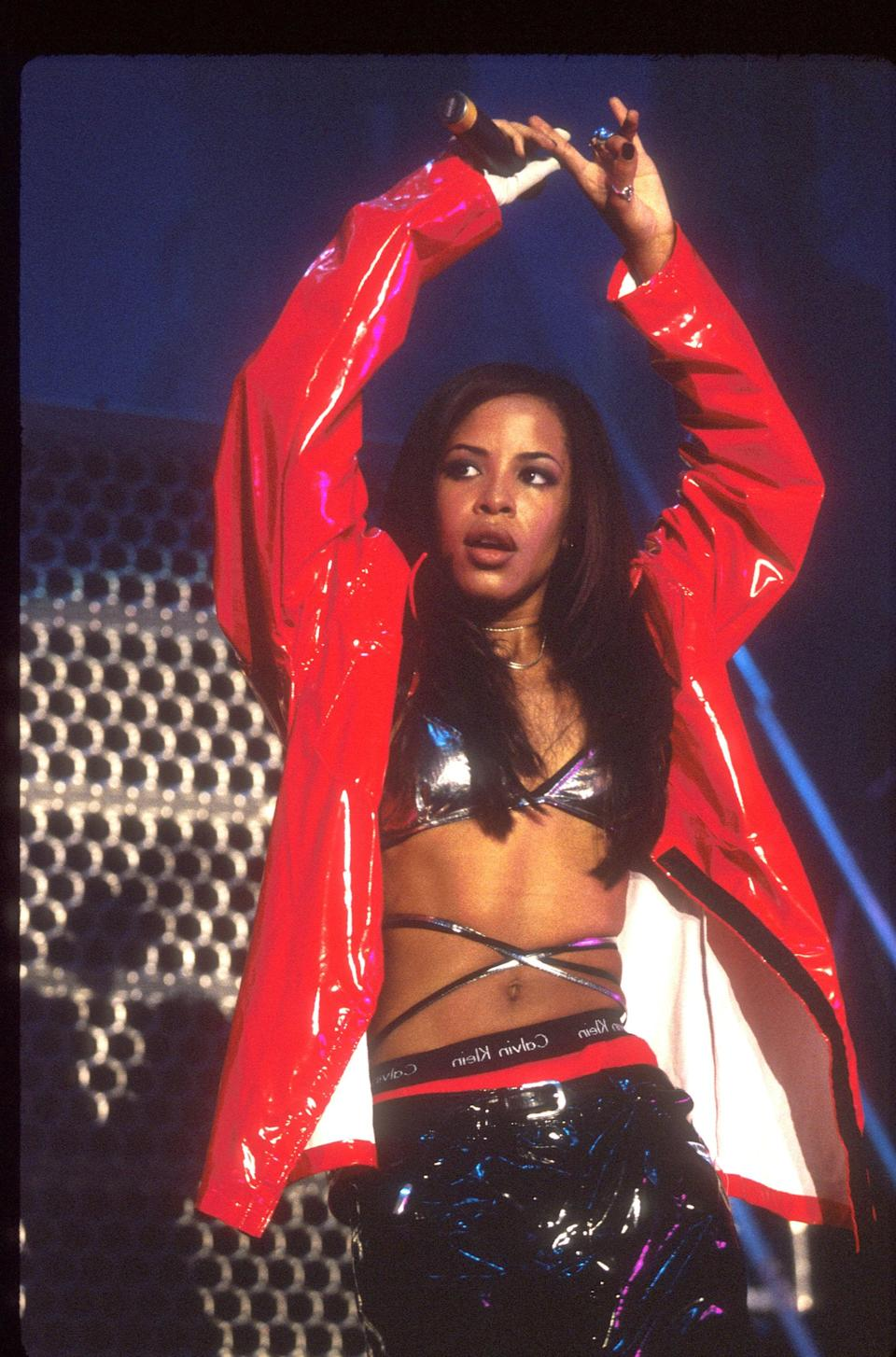 """<h1 class=""""title"""">Aaliyah at The Forum</h1><cite class=""""credit"""">Jeffrey Mayer/WireImage via Getty</cite>"""