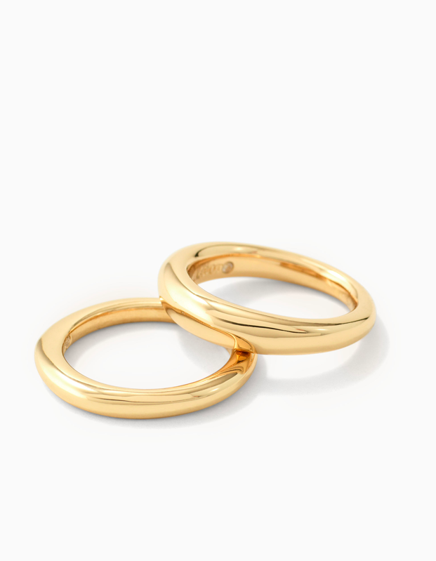 "Or if you're here for a solid-gold moment, go with these chic stacking rings from Stella & Dot. $42, Stella & Dot. <a href=""https://www.stelladot.com/p/ulani-stackable-rings"" rel=""nofollow noopener"" target=""_blank"" data-ylk=""slk:Get it now!"" class=""link rapid-noclick-resp"">Get it now!</a>"