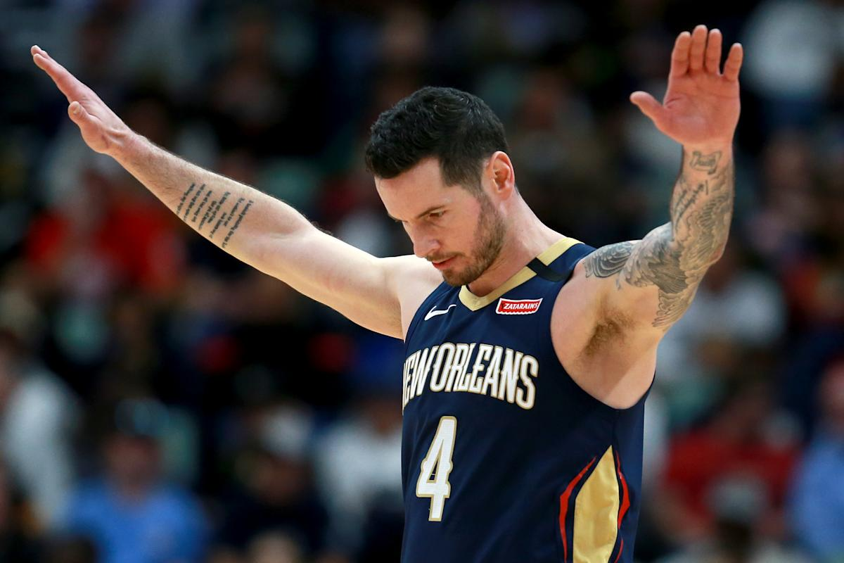 JJ Redick announces retirement after 15-year career: 'I know it's time'