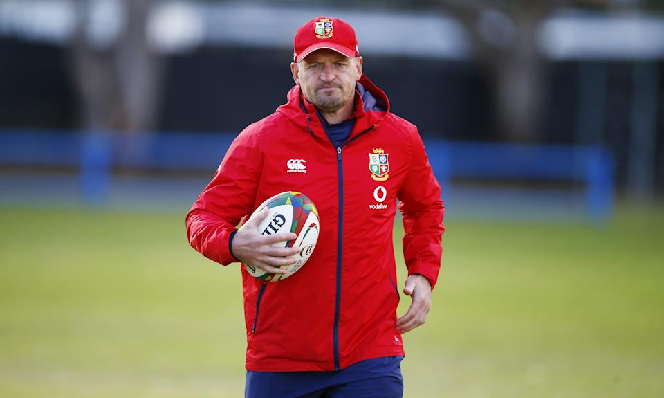 Alan Tait has tipped Gregor Townsend, pictured, to become the British and Irish Lions' next head coach (Steve Haag/PA) (PA Wire)