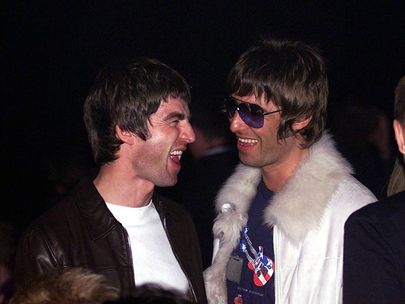 Noel Gallagher and brother Liam are believed to not have spoken to one another since 2009. (PA)