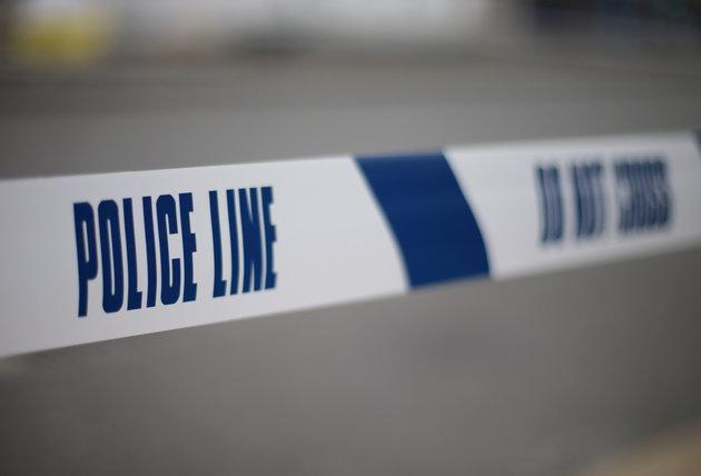 A woman was hit with a roof tile, strangled and raped in Greater Manchester in the early hours of Saturday. File image.