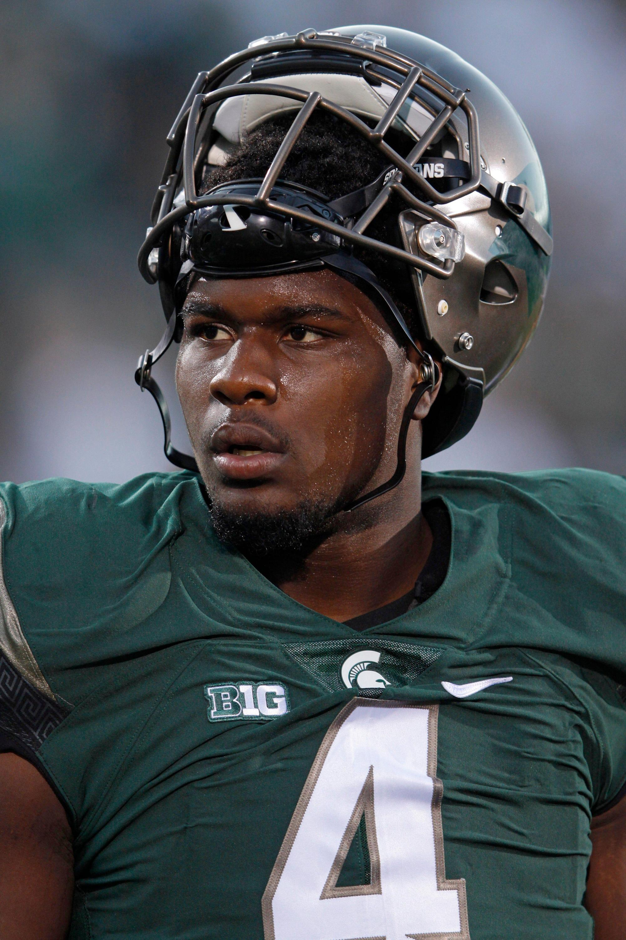 Troubled former Michigan State football DT Malik McDowell signed by Cleveland Browns