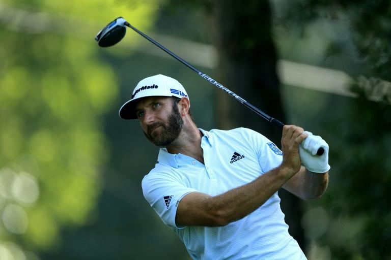 World number one Dustin Johnson likes his game entering Friday's opening round of the US PGA Tour Championship at East Lake in Atlanta