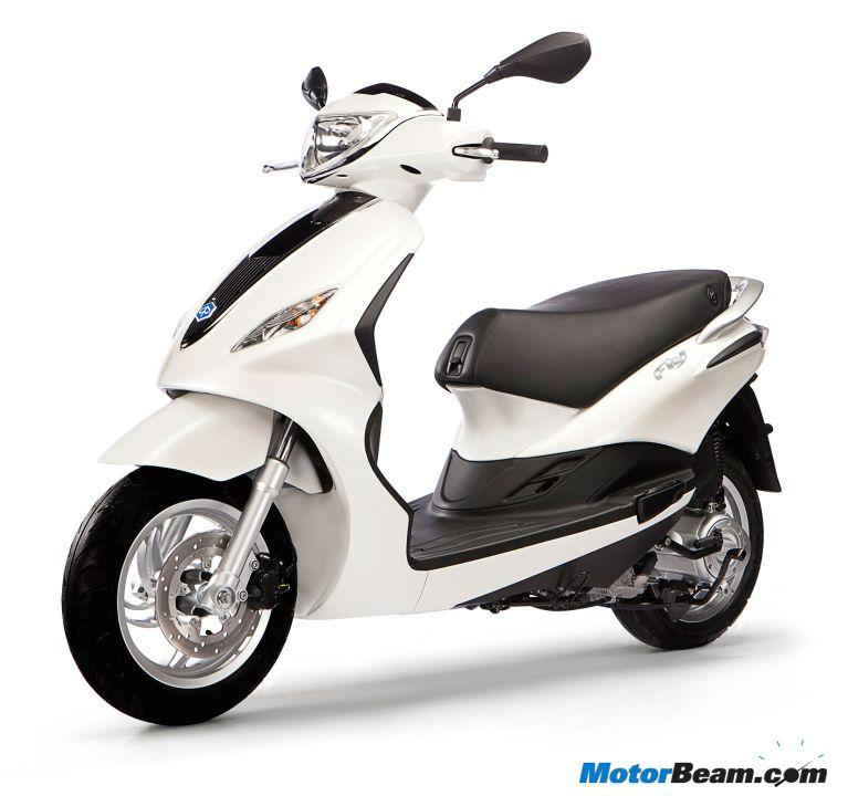Piaggio will launch the Flyer 125 scooter which will be a mass market scooter priced aggressively.