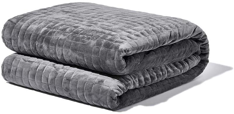 Get grounded with the Gravity weighted blanket. (Photo: Amazon)