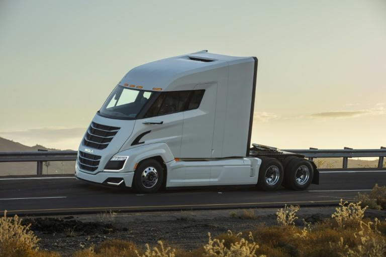 Nikola was set up to to develop trucks and pick-ups powered by electric batteries or hydrogen fuel cells